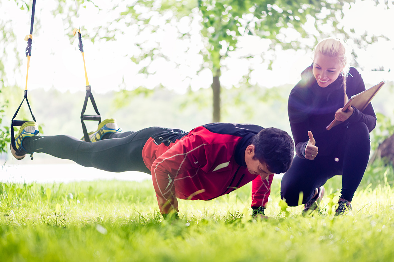 Programme Outdoor Workout
